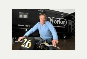 Business...Magazine Feature - Norton Motorcycles, based at Donington Park, Castle Donington... Chief Executive Stuart Garner Reporter - Ian Griffin PICTURE WILL JOHNSTON